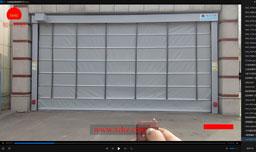 遥控高速堆积门视频截图